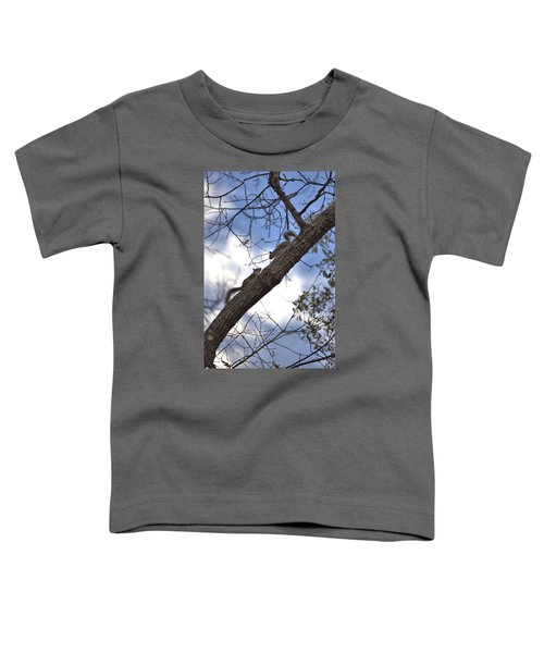 Now What? Toddler T-Shirt