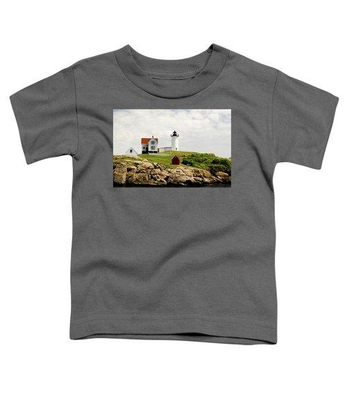 Nubble Light House  Toddler T-Shirt