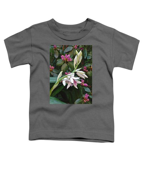 Nun Orchid Toddler T-Shirt