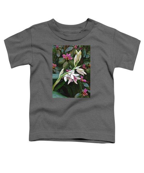 Nun Orchid Toddler T-Shirt