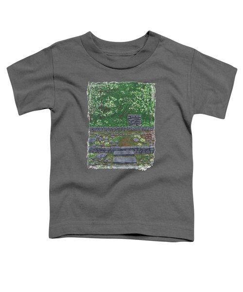 Nunnie's Garden Toddler T-Shirt