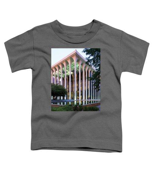Nwnl Building At Dusk Toddler T-Shirt