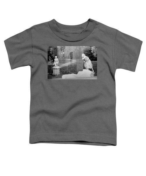 Nyc Whispering Statues Toddler T-Shirt