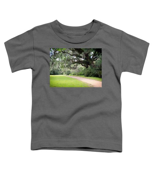 Oak Over The Trail Toddler T-Shirt