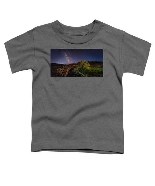 Oasis Milky Way Toddler T-Shirt