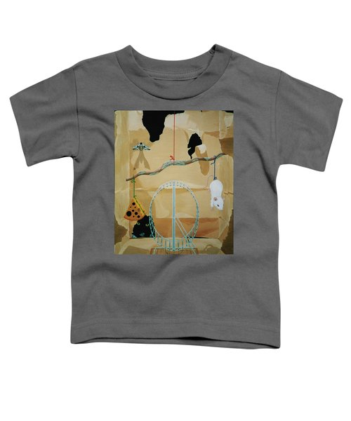 Objects Of Opposite Fit Toddler T-Shirt