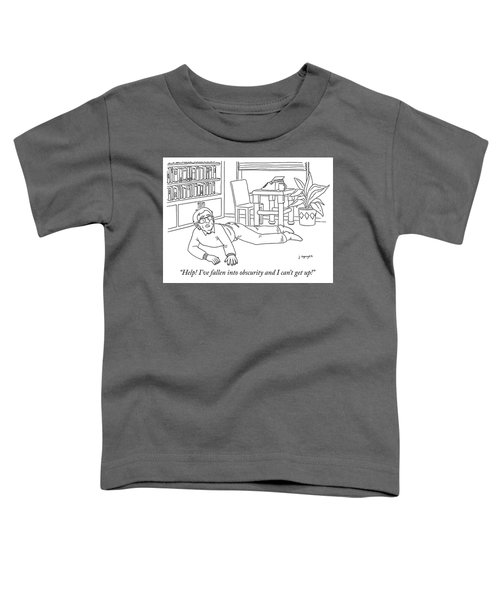 Obscurity Toddler T-Shirt