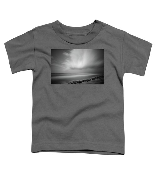 Ocean And Clouds Toddler T-Shirt