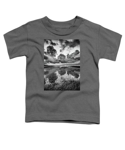 Ocean Clouds Reflection Toddler T-Shirt