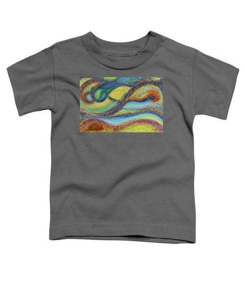 Ocean Flow Toddler T-Shirt