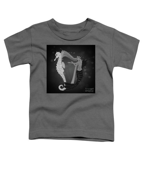 Ocean Lullaby2 Toddler T-Shirt