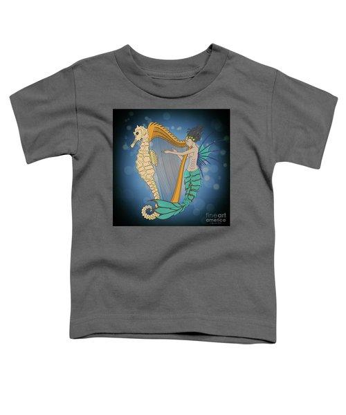 Ocean Lullaby3 Toddler T-Shirt