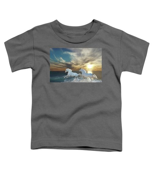 Ocean Play Toddler T-Shirt