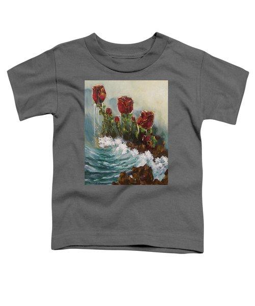 Ocean Rose Toddler T-Shirt
