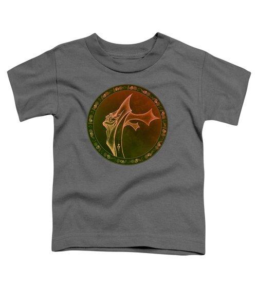 Oceanus Greek God  Toddler T-Shirt