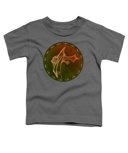 Oceanus Greek God  Toddler T-Shirt