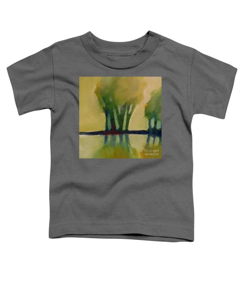 Odd Little Trees Toddler T-Shirt
