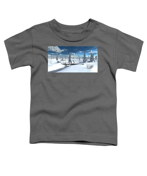 Of Blankets And Sheets Toddler T-Shirt