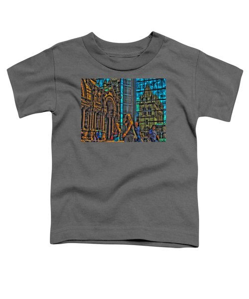 Of Light And Mirrors Toddler T-Shirt