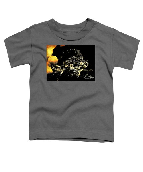 Off The Rails Toddler T-Shirt