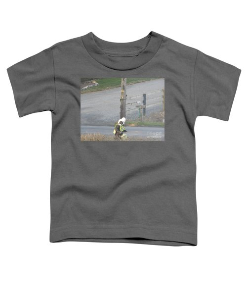 Off To School Toddler T-Shirt