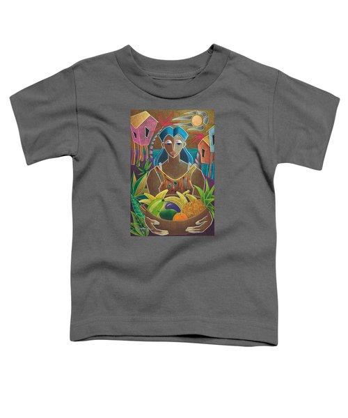 Ofrendas De Mi Tierra Toddler T-Shirt