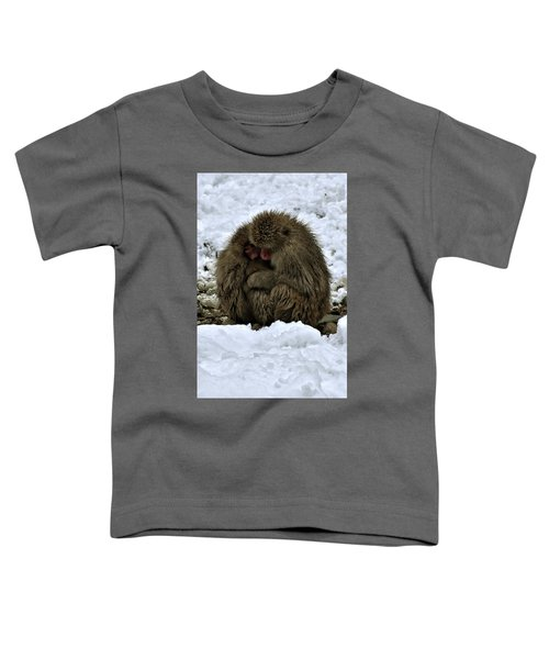 Oh Mummy It's Cold Toddler T-Shirt