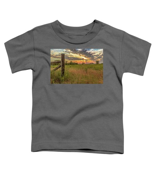 Oklahoma Toddler T-Shirt