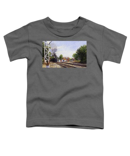 Old #16 On Tour Toddler T-Shirt