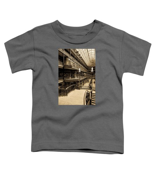 Old Arcade Toddler T-Shirt