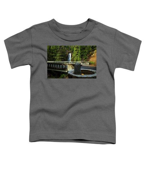 Old Barlow Road Bridge Toddler T-Shirt