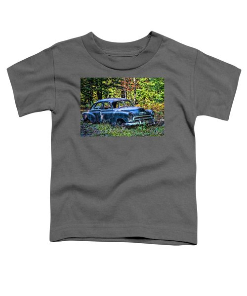 Old Car Toddler T-Shirt