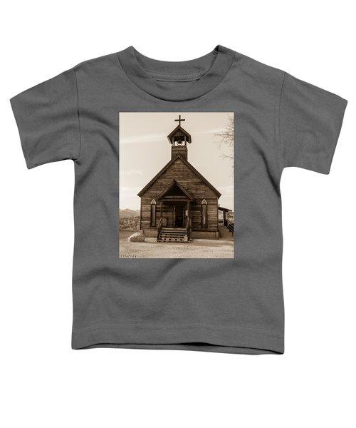 Old Church Toddler T-Shirt