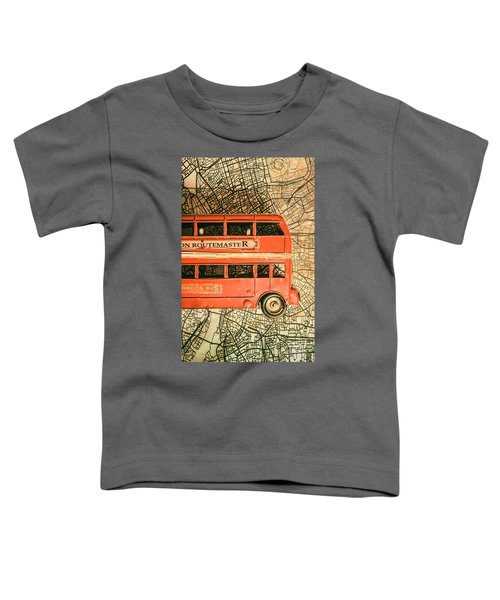 Old City Transit Toddler T-Shirt