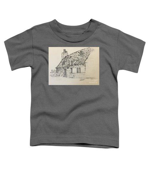 Old Cottage Toddler T-Shirt