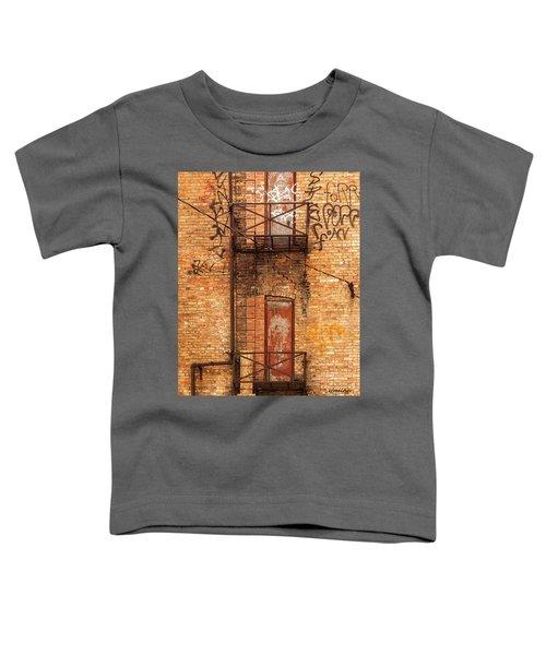 Old Escape Toddler T-Shirt