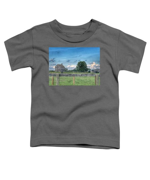 Old Farmhouse Toddler T-Shirt