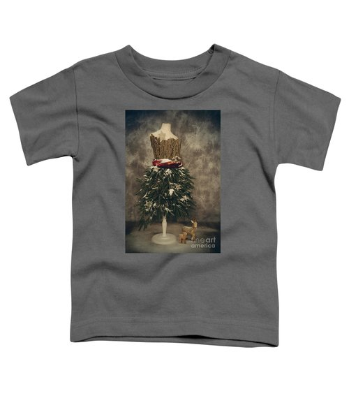 Old Fashioned Christmas Toddler T-Shirt