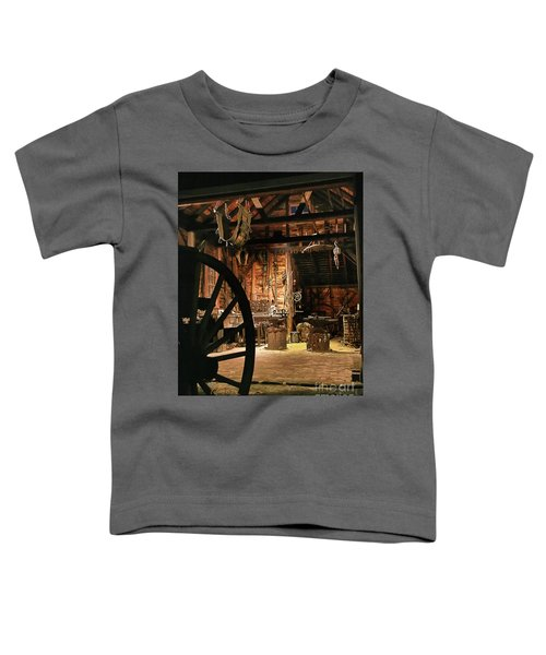 Old Forge Toddler T-Shirt