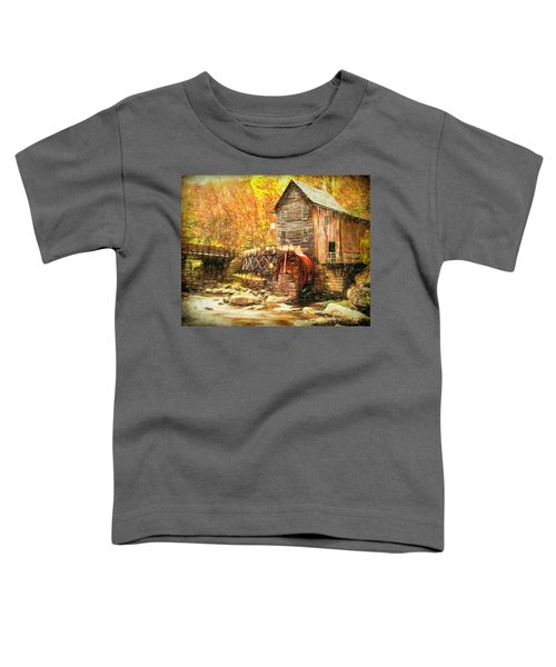 Old Grist Mill Toddler T-Shirt