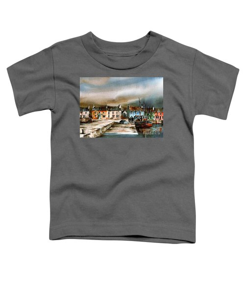 Old Harbour Dingle, Kerry Toddler T-Shirt