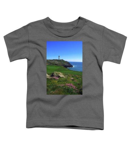 Old Head Of Kinsale Lighthouse Toddler T-Shirt