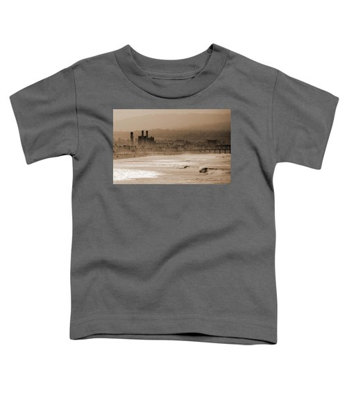 Old Hermosa Beach Toddler T-Shirt
