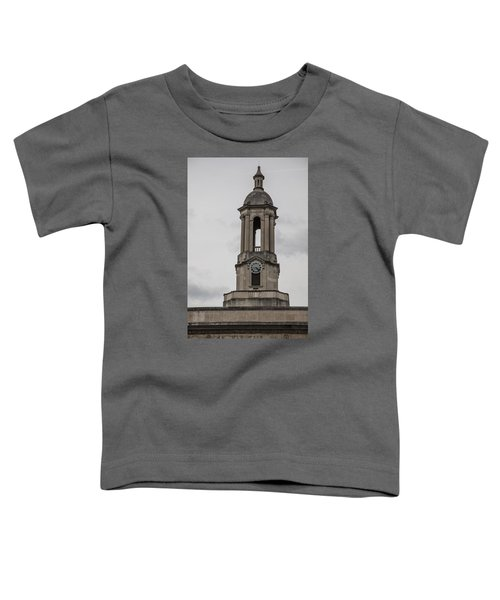 Old Main From Front Clock Toddler T-Shirt