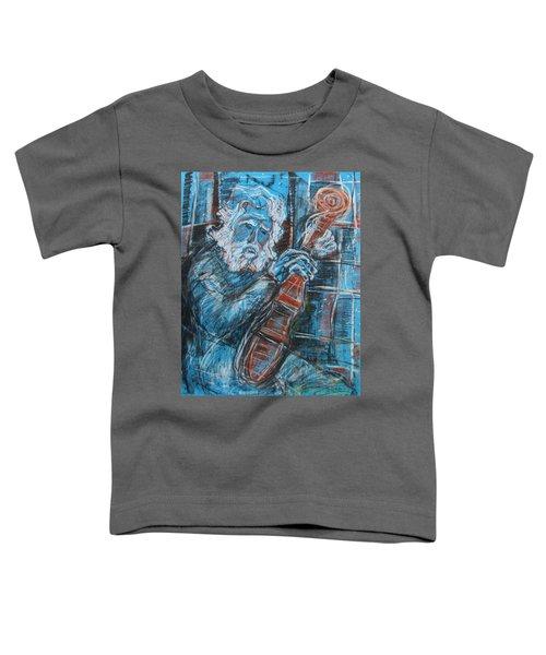 Old Man's Violin Toddler T-Shirt