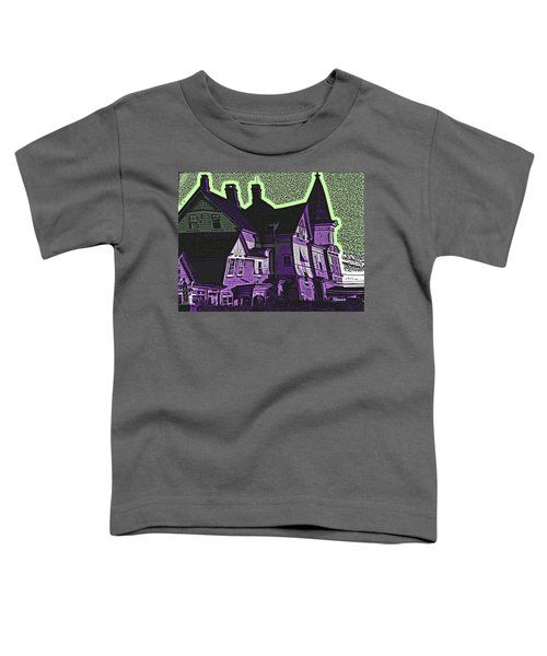 Old Meets New Toddler T-Shirt