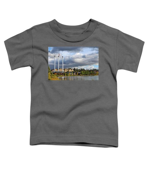 Old Mill District Toddler T-Shirt