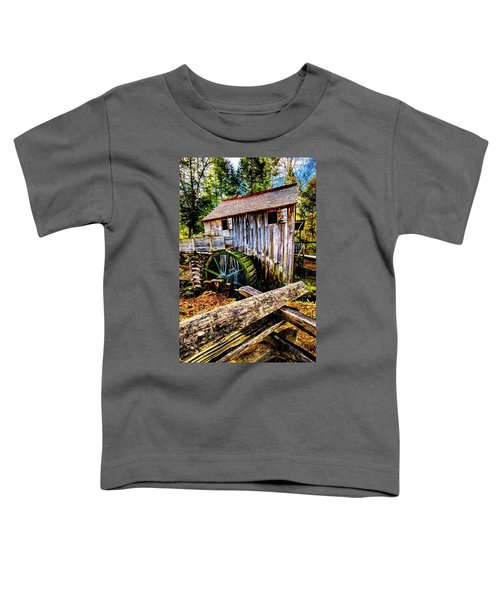 Old Mill Toddler T-Shirt