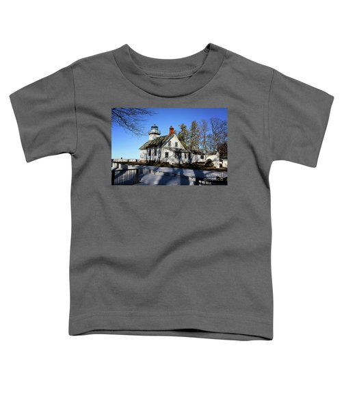 Old Mission Lighthouse Toddler T-Shirt