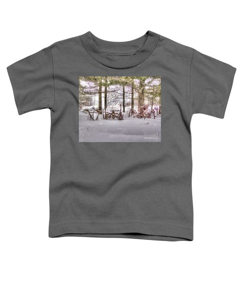 Old 'n Rusty Toddler T-Shirt